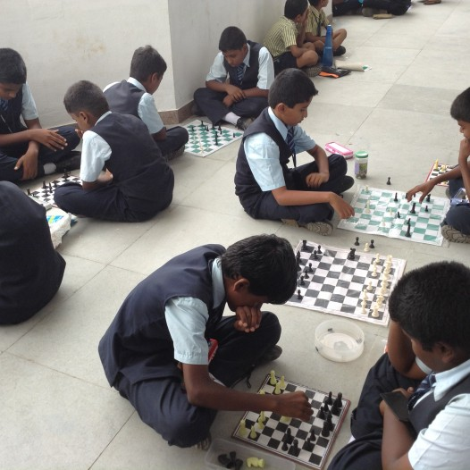 KRISH INTER SCHOOL COMPETITION
