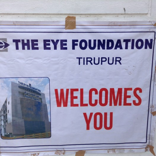 EYE FOUNDATION CAMP AT OUR SCHOOL